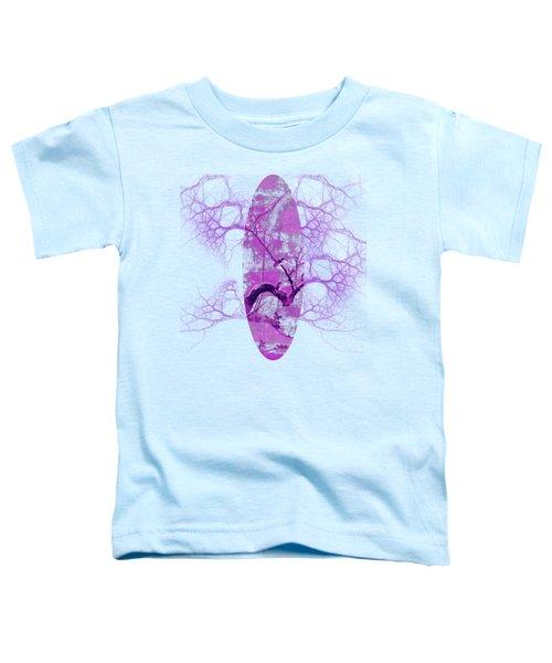 Sakai Hoitsu Birds Toddler T-Shirt