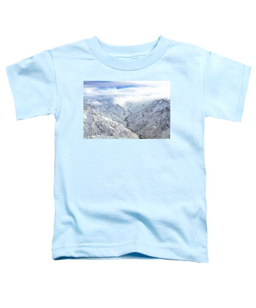 Salang Pass Toddler T-Shirt
