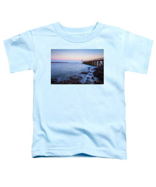 Salem Willows Sunset Toddler T-Shirt