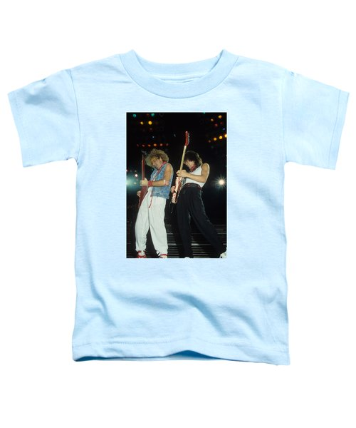 Sammy And Eddie Toddler T-Shirt