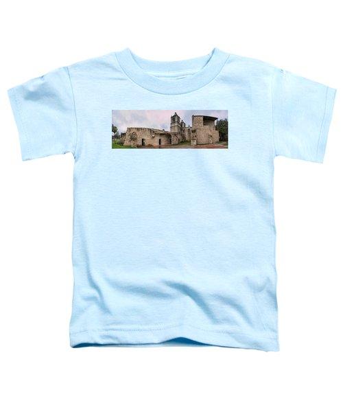 San Antonio Mission Concepcion Toddler T-Shirt