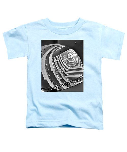 San Francisco - Nordstrom Department Store Architecture Toddler T-Shirt