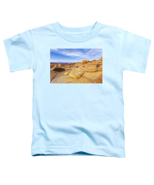 Sandstone Wonders Toddler T-Shirt