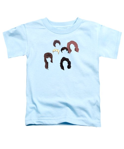 Saved By The Hair Toddler T-Shirt