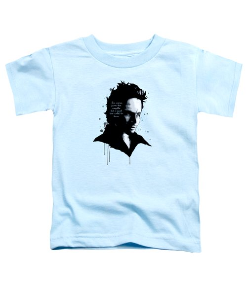 Say Hello To Heaven  Toddler T-Shirt
