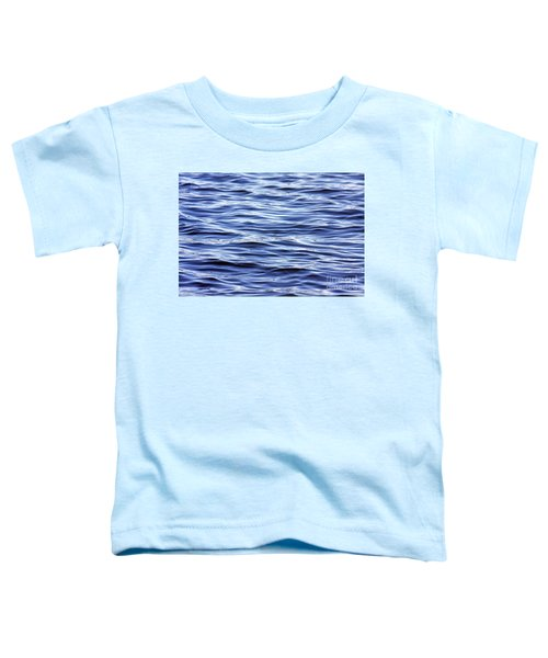 Scanning For Dolphins Toddler T-Shirt