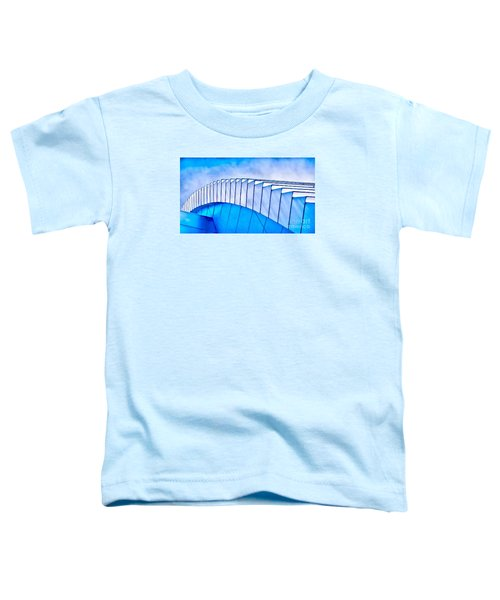 Scaped Glamour Toddler T-Shirt