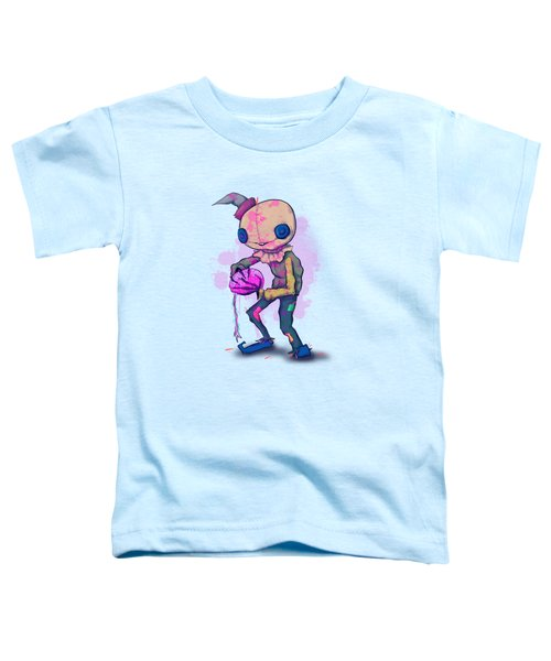 Scarecrow Toddler T-Shirt