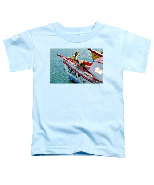Sea Fly 1, Aruba Toddler T-Shirt