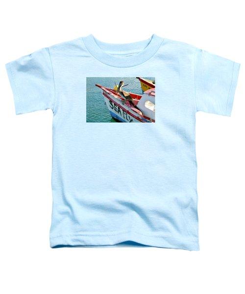 Sea Fly 1, Aruba Toddler T-Shirt