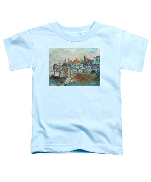 Sea Shore Village Toddler T-Shirt
