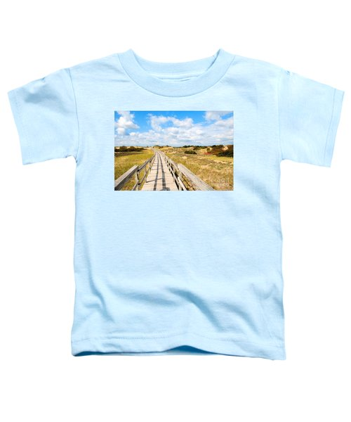 Seabound Boardwalk Toddler T-Shirt