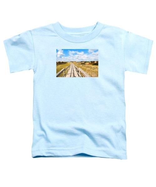 Seabound Boardwalk Toddler T-Shirt