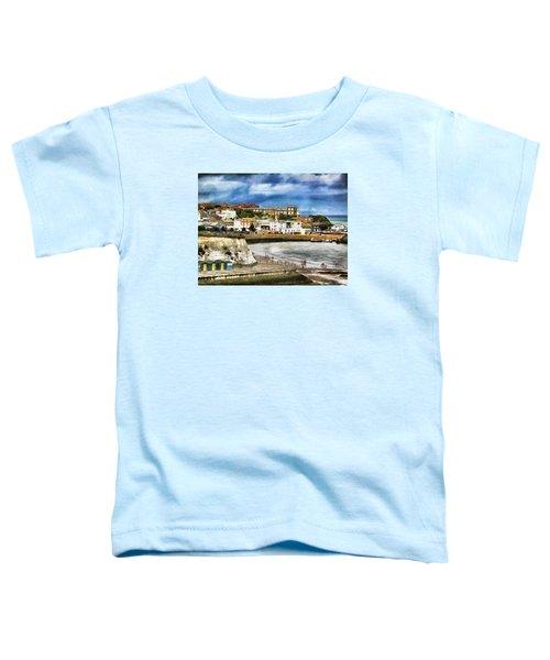 Seafront Broadstairs Kent Toddler T-Shirt