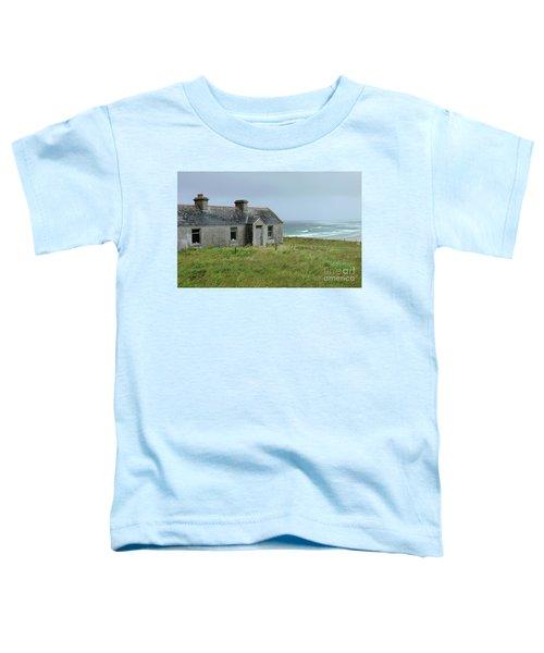 Seaside Cottage Belmullet Toddler T-Shirt
