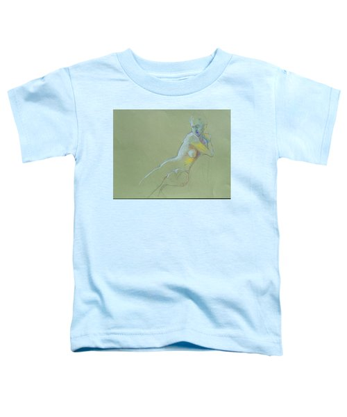 Seated Study Toddler T-Shirt
