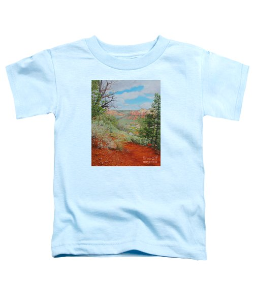Sedona Trail Toddler T-Shirt