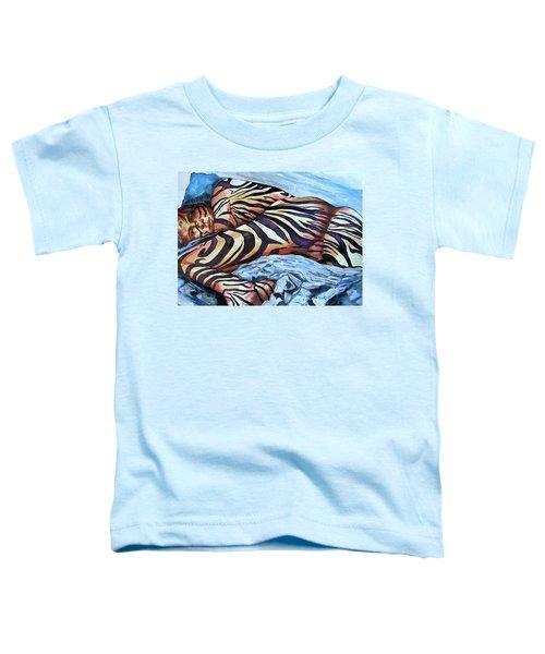 Seduction Of Stripes Toddler T-Shirt