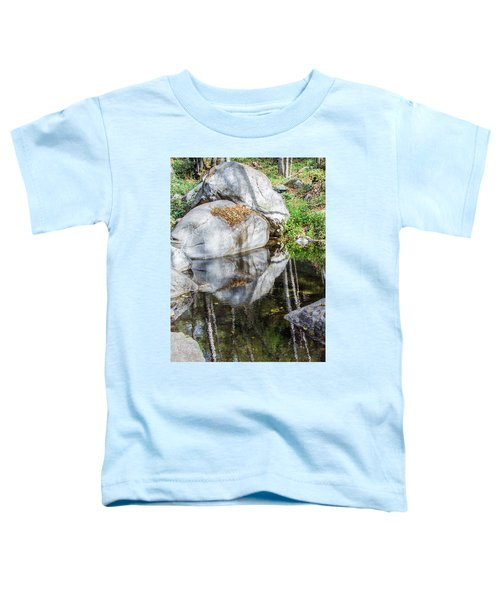 Serene Reflections Toddler T-Shirt
