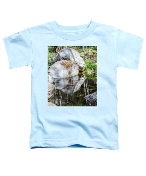 Serene Reflections Toddler T-Shirt