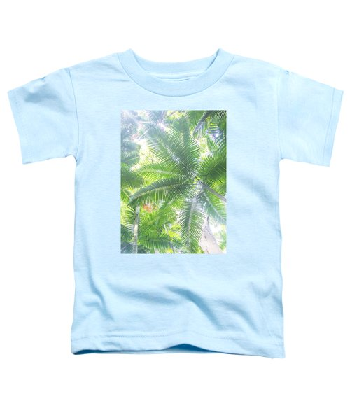 Shade Of Eden  Toddler T-Shirt