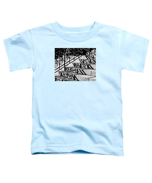 Shadow On The Rotunda Stairs Toddler T-Shirt