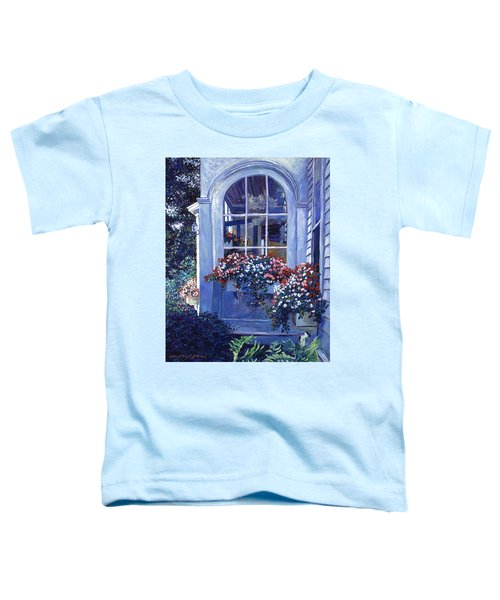 Shady Window Boxes Toddler T-Shirt