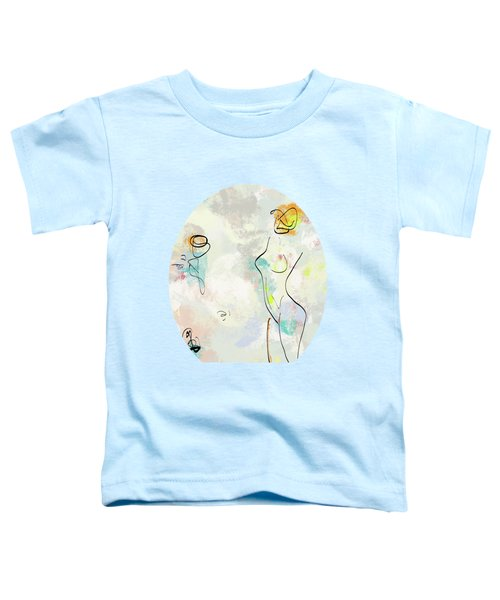 She Was Magic Toddler T-Shirt