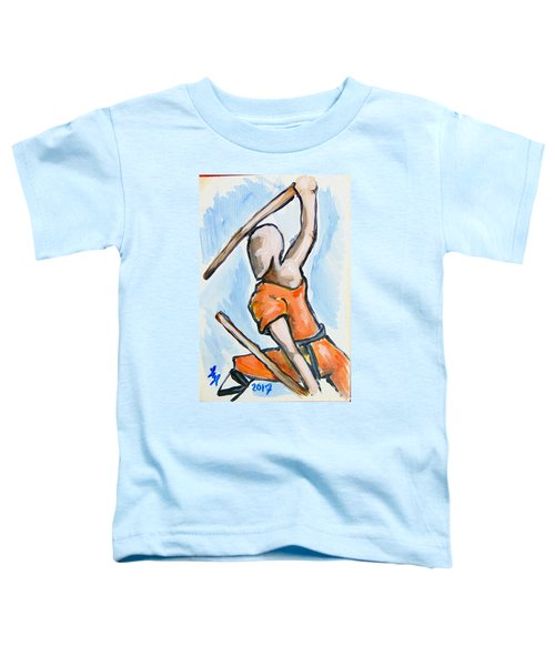 Sholin Monk Toddler T-Shirt