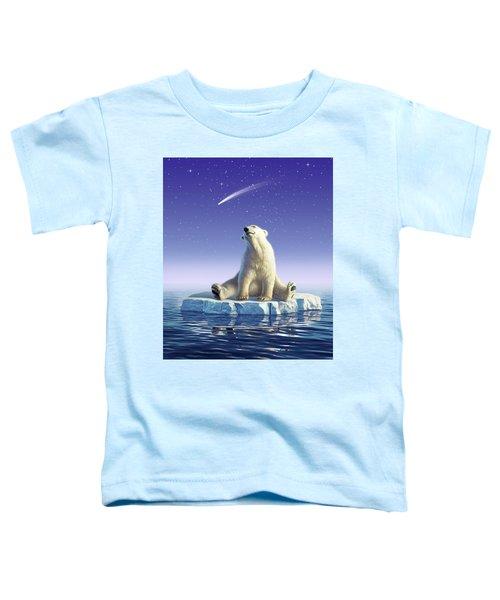 Shooting Star Toddler T-Shirt