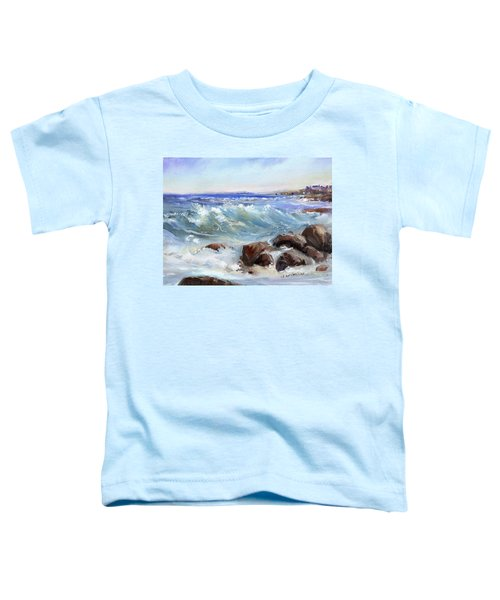 Shore Is Breathtaking Toddler T-Shirt