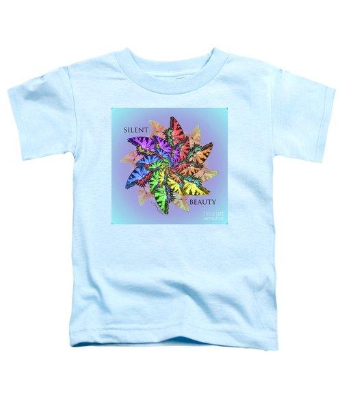 Silent Beauty Toddler T-Shirt