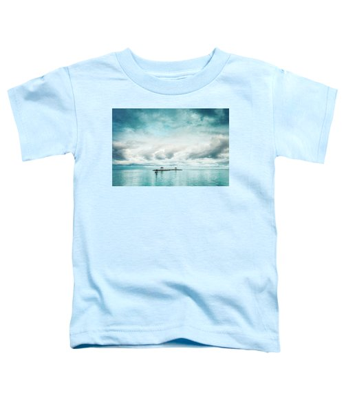 Silent Ocean Toddler T-Shirt