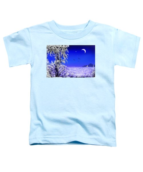 Silent Winter Toddler T-Shirt
