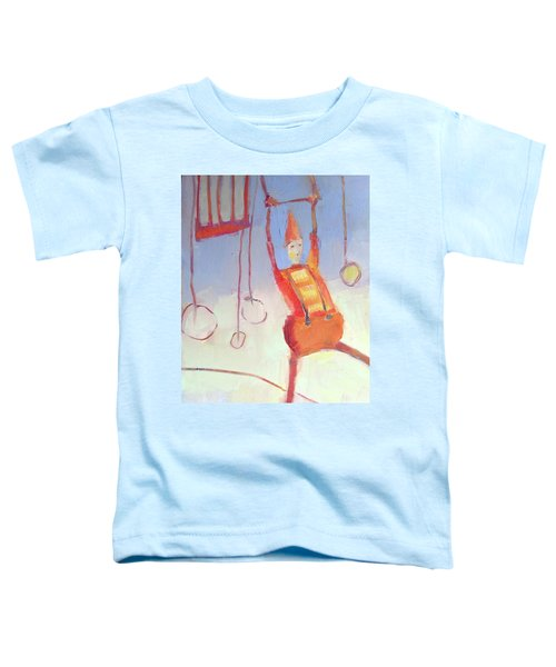 Silly Clown Toddler T-Shirt