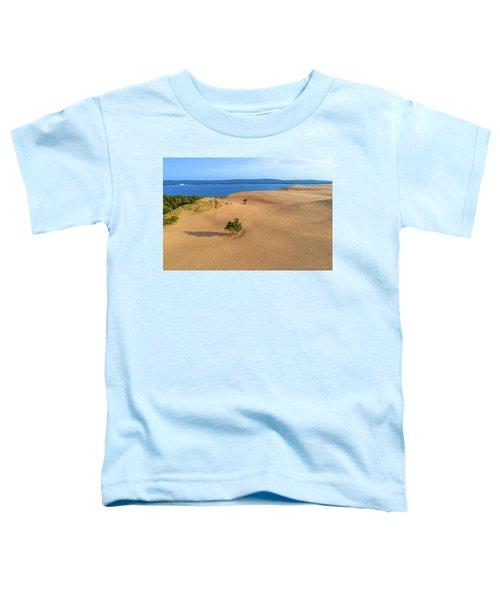 Silver Lake Dunes Toddler T-Shirt