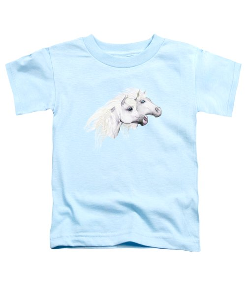 Silver Manes Toddler T-Shirt