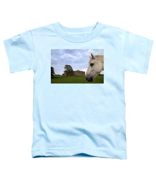 Skipness Castle Toddler T-Shirt