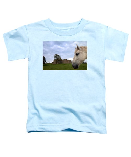Skipness Castle Toddler T-Shirt