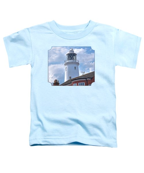 Sky High - Southwold Lighthouse Toddler T-Shirt
