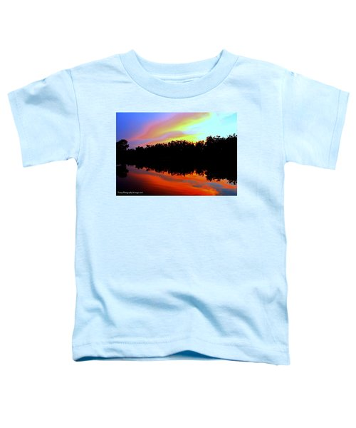 Sky Painting Toddler T-Shirt