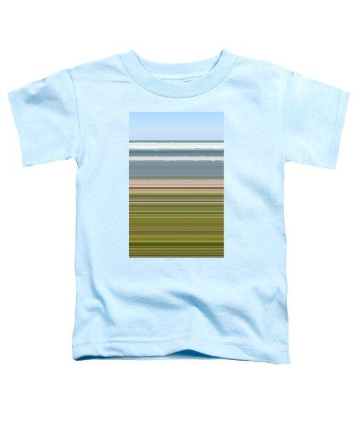 Sky Water Earth Grass Toddler T-Shirt