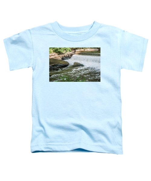 Slippery Rock Gorge -1893 Toddler T-Shirt