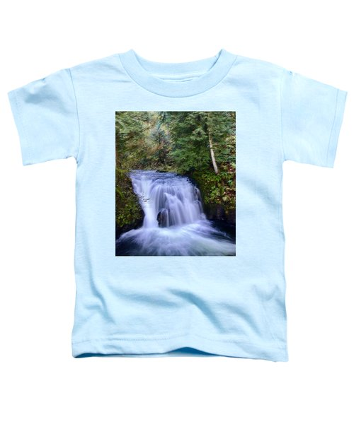 Small Cascade Toddler T-Shirt