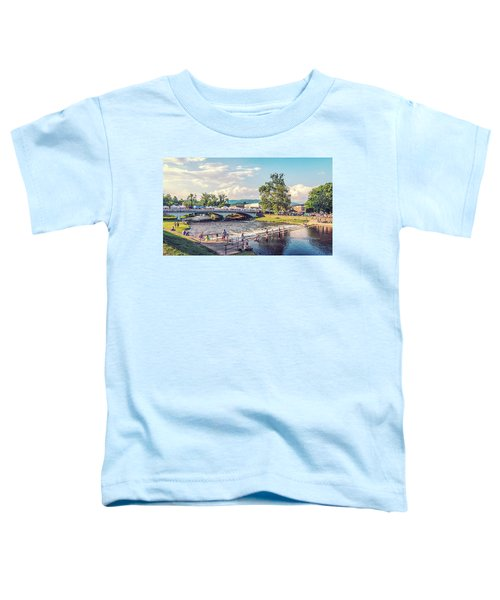 Small Town America Toddler T-Shirt
