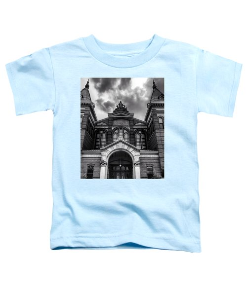 Smithsonian Arts And Industries Building Toddler T-Shirt