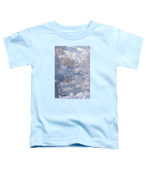Snow Creek Toddler T-Shirt