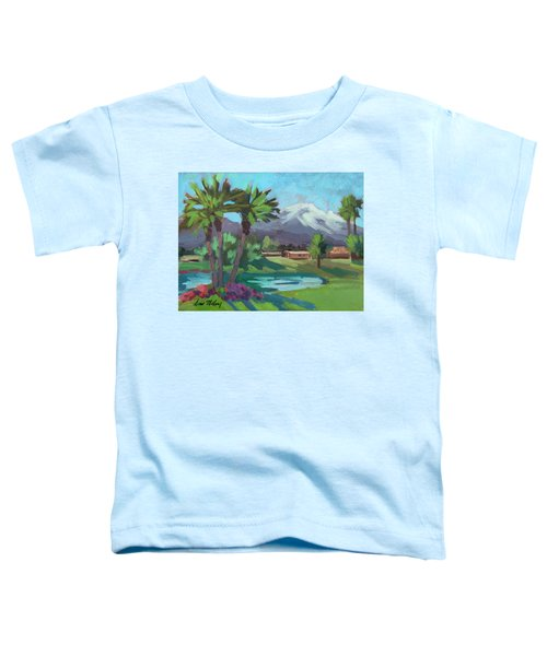 Snow On Mt. San Jacinto Toddler T-Shirt