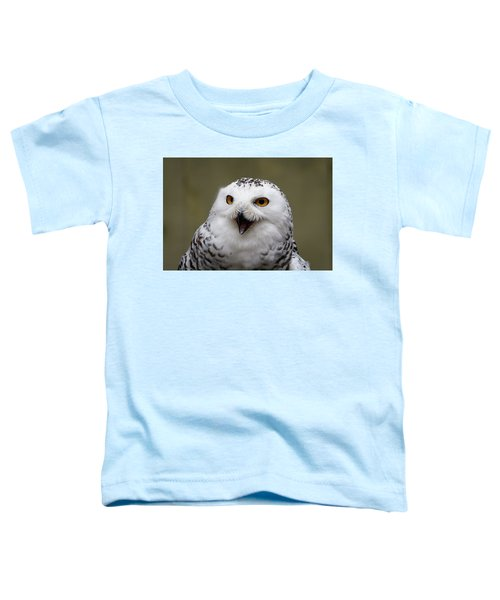 Snowy Sings Toddler T-Shirt