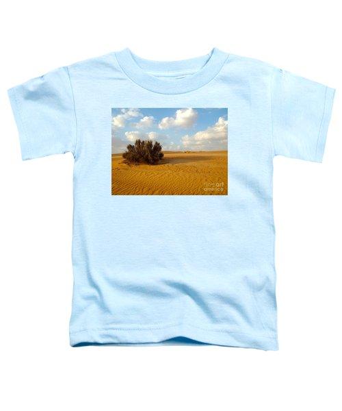 Solitary Shrub Toddler T-Shirt